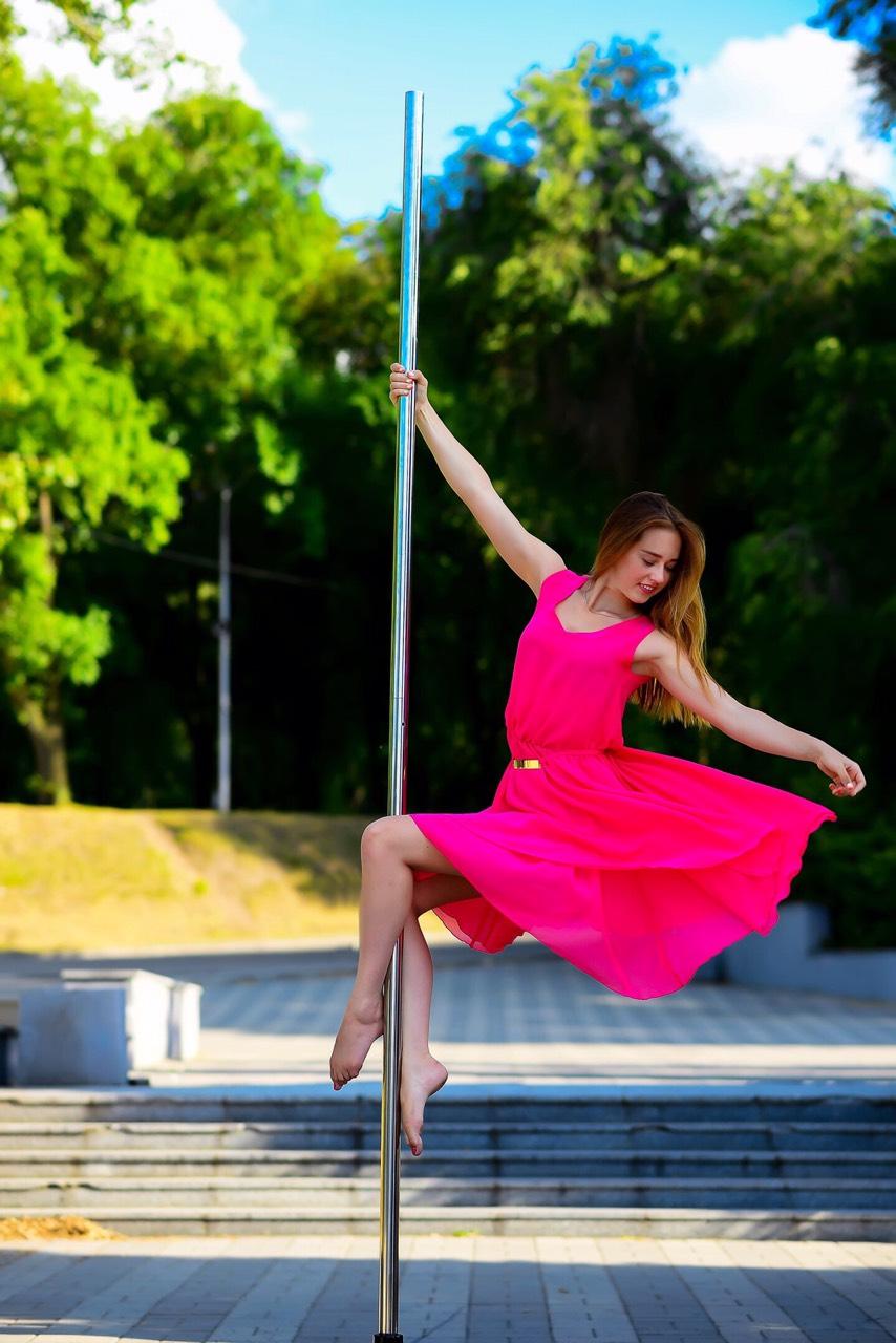 Тренер pole dance в Киеве