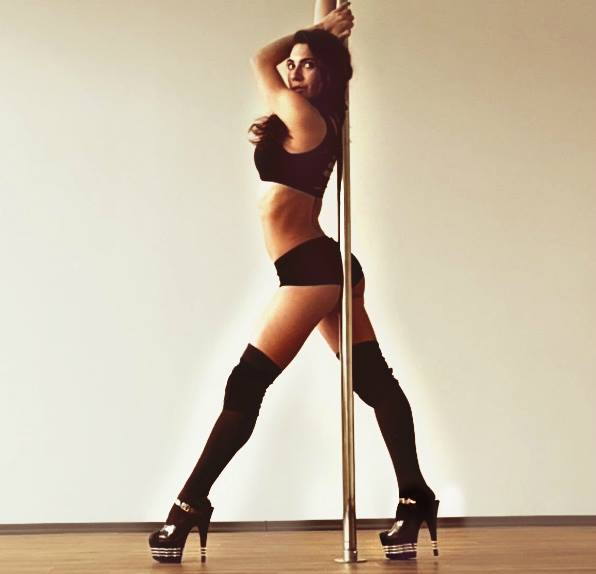 pole dance exotic