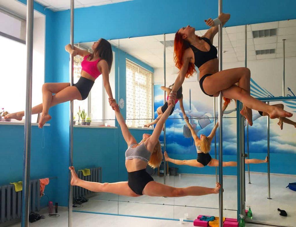 студия pole dance Киев